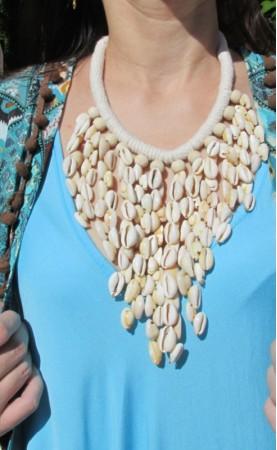 Collar de conchas SisiChic