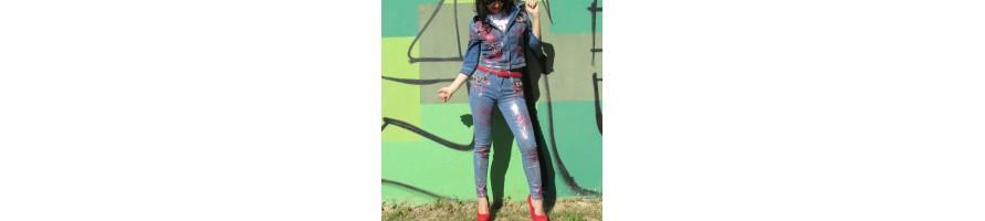 Diferentes tipos de pantalones, para cualquier moda y estilo de vestir