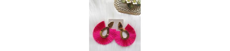 Amplia colección de pendientes de mujer de todos los estilos y gustos.